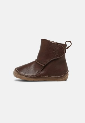 PAIX WINTER BOOTS - Classic ankle boots - dark brown