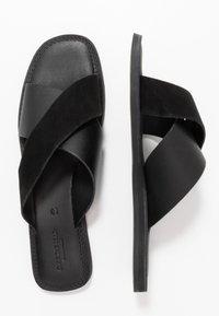 Shoe The Bear - TAO SLIDE - Mules - black - 3