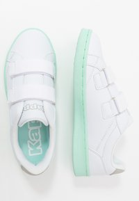 Kappa - CLAVE - Trainers - white/mint - 1