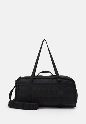 Sports bag - black/black/white