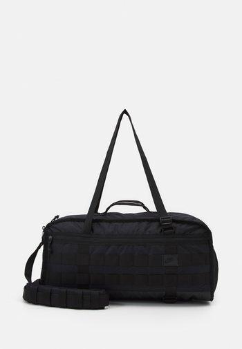 UNISEX - Treningsbag - black/black/white