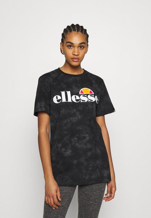 NEWHAY - Print T-shirt - dark grey