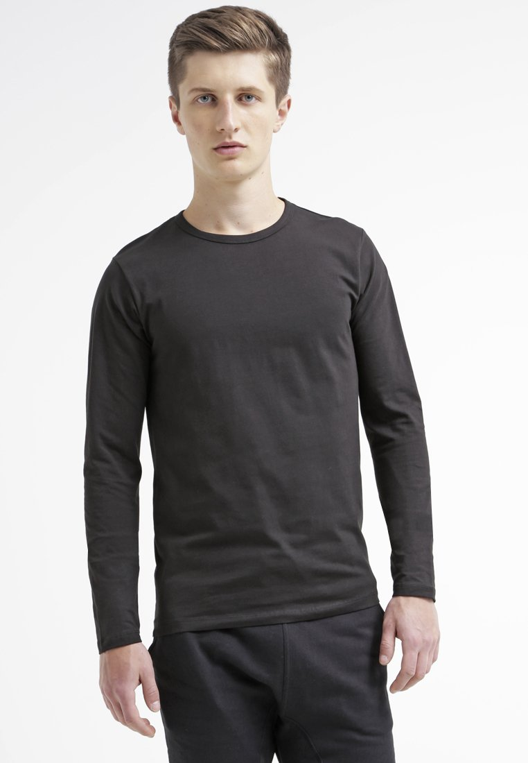Jack & Jones - JJBASIC  - Longsleeve - black