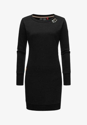 MENITA INTL. - Shift dress - black