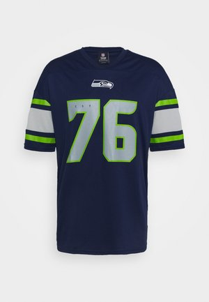 NFL SEATTLE SEAHAWKS ICONIC FRANCHISE SUPPORTERS - Artykuły klubowe - navy