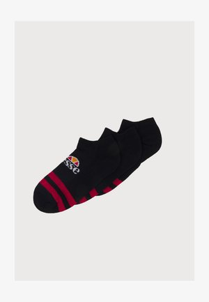MILLI 3 PACK UNISEX - Socks - black
