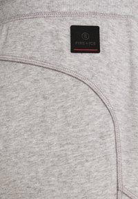 Bogner Fire + Ice - TAFFY - Pantalon de survêtement - light grey - 5