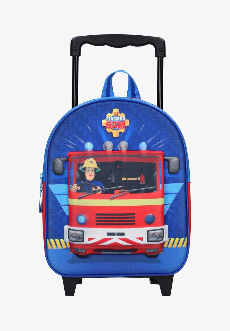 Fireman Sam - Luggage - blau