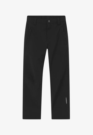 KABWE - Outdoor trousers - black