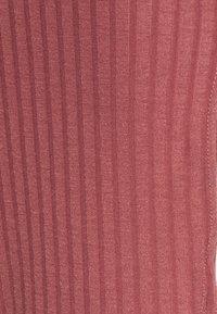 Missguided Tall - MIDI SKIRT - Pencil skirt - red - 2