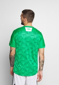 Umbro - CHAPOCOENSE HOME - Pelipaita - green/white - 2