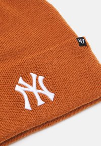 '47 - NEW YORK YANKEES HAYMAKER CUFF UNISEX - Beanie - burnt orange - 2