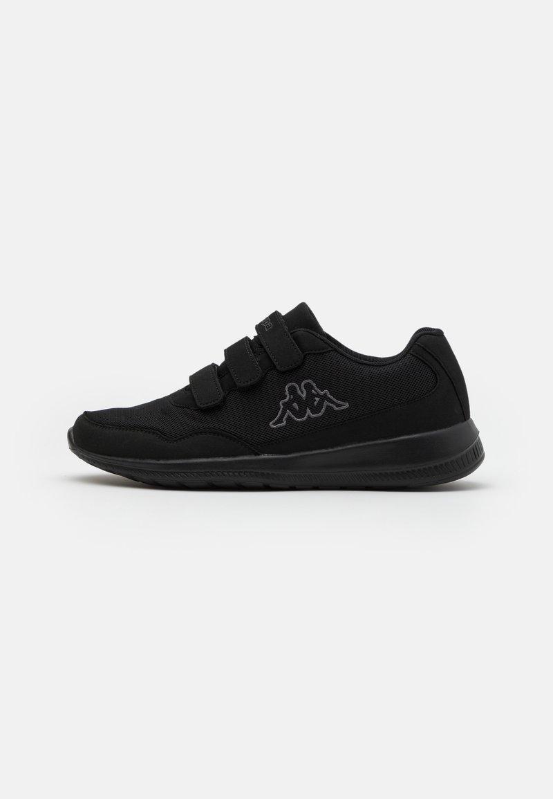 Kappa - FOLLOW UNISEX - Sportschoenen - black/grey
