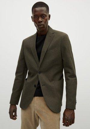 ANETO - Blazer jacket - grün