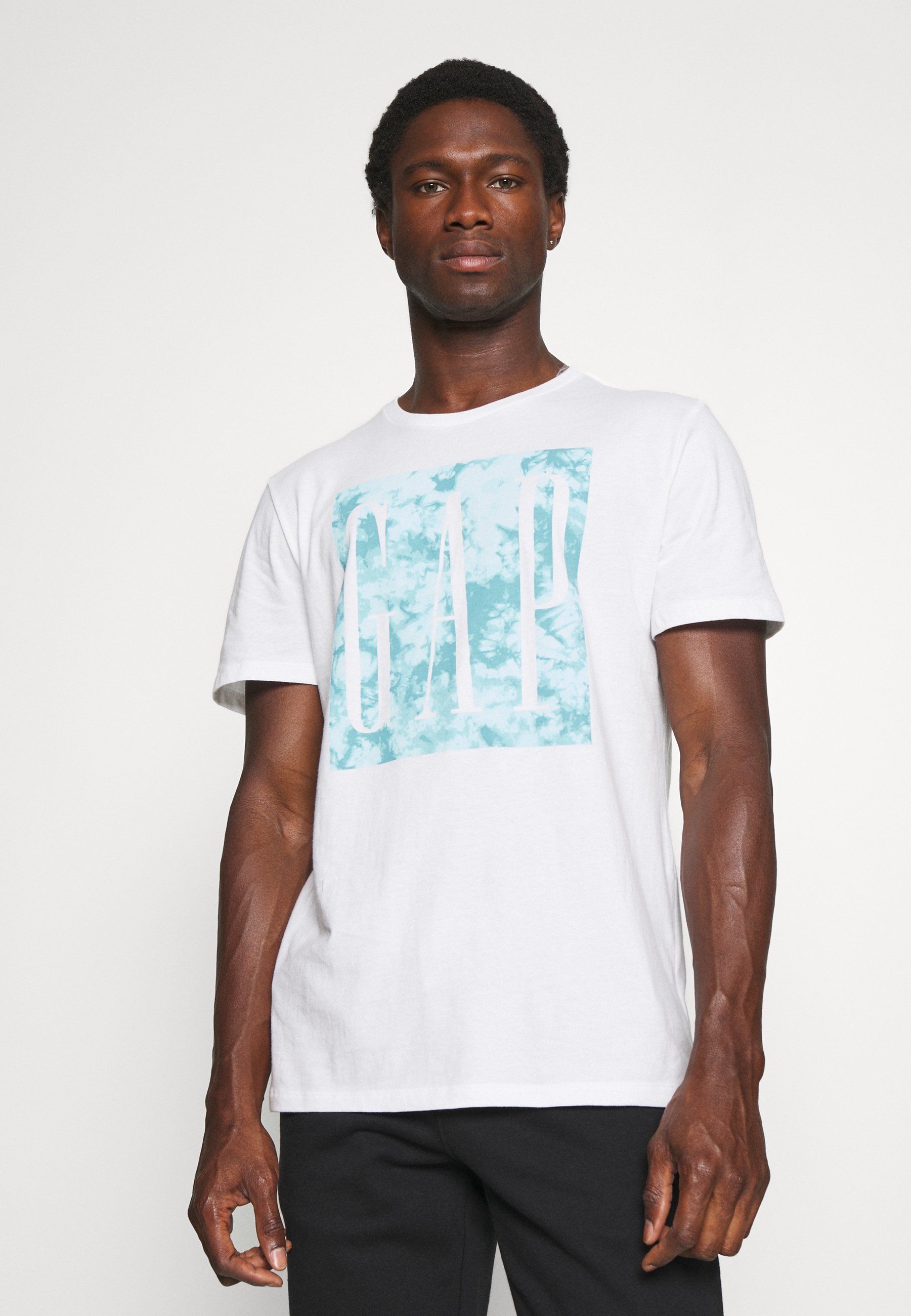 Men V CORP LOGO KNOCKOUT - Print T-shirt