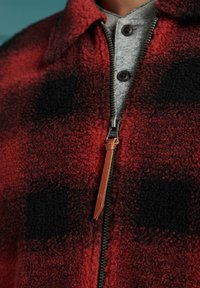 Superdry - Winter jacket - red check - 2