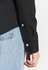Polo Ralph Lauren - HEIDI LONG SLEEVE - Camisa - black - 4