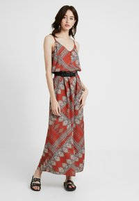 ONLY Tall - ONLDIANA STRAP DRESS - Maxi dress - arabian spice - 1
