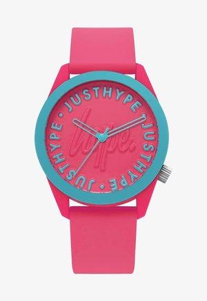Horloge - pink