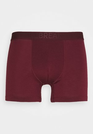 ANATOMICA COOL LITE BOXERS - Panties - redwood