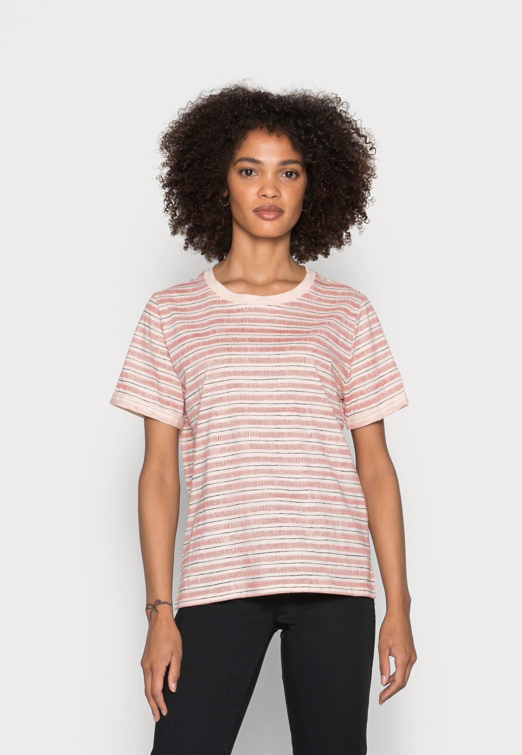 Femme CORE COO SLUB  - T-shirt imprimé