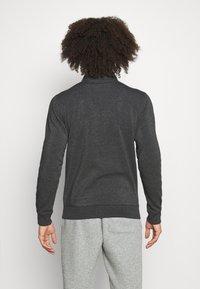 Calvin Klein Golf - COLUMBIA FULL ZIP - Jumper - charcoal marl - 2