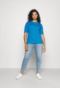 Lauren Ralph Lauren Woman - JUDY - Basic T-shirt - summer topaz - 1
