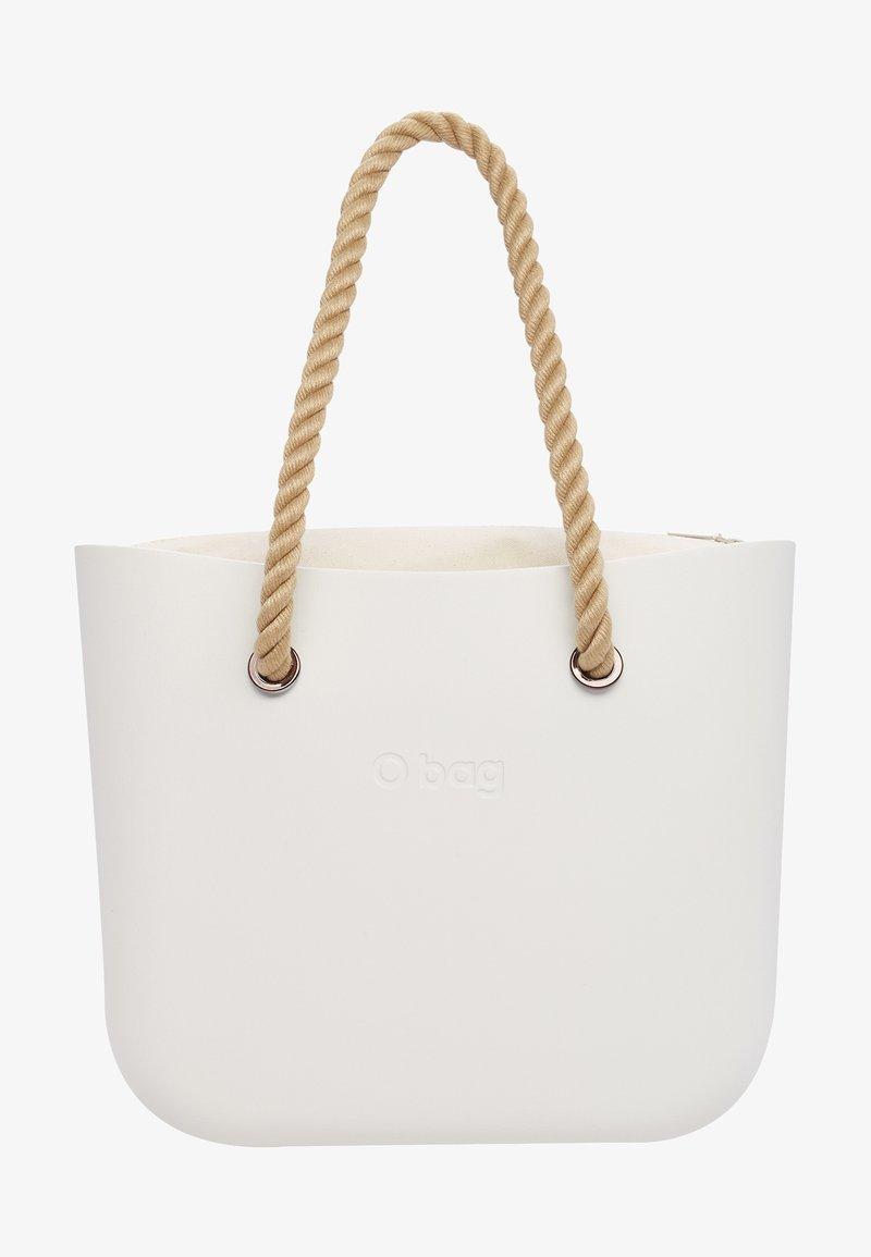 O Bag - Tote bag - white