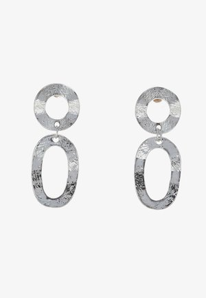 OHRSCHMUCK  - Earrings - silver-coloured