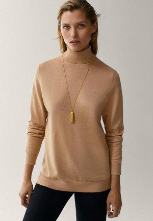 Sweater - ochre