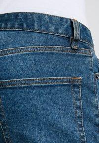 Topman - MID WASH  - Jeans Skinny Fit - mid wash - 3