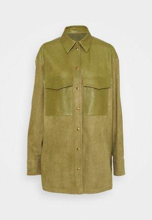 LUX SUMMER - Short coat - khaki