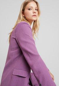 UNIQUE 21 - TAILORED - Blazer - purple - 3