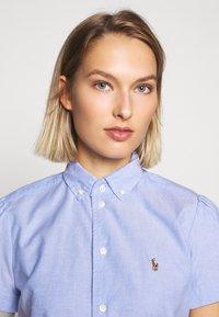 Polo Ralph Lauren - OXFORD - Button-down blouse - blue hyacinth - 3