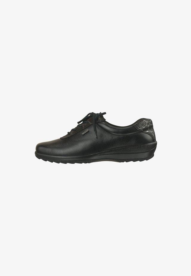 COSIMA - Casual lace-ups - schwarz