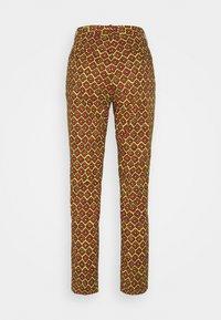 WEEKEND MaxMara - OKRA - Trousers - orange - 7