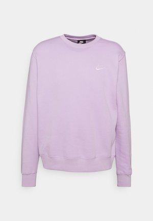 CLUB CREW - Sweatshirt - violet frost