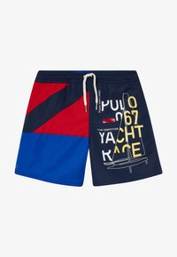 Polo Ralph Lauren - CAPTIVA SWIMWEAR  - Swimming shorts - newport navy multi - 3