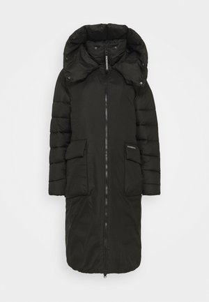MELINA COAT - Winterjas - black