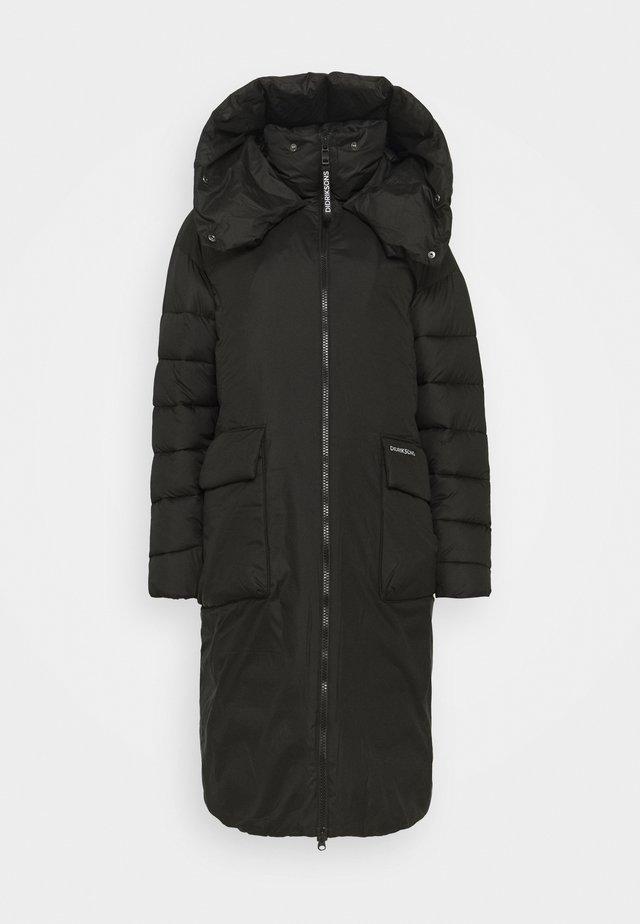 MELINA COAT - Abrigo de invierno - black