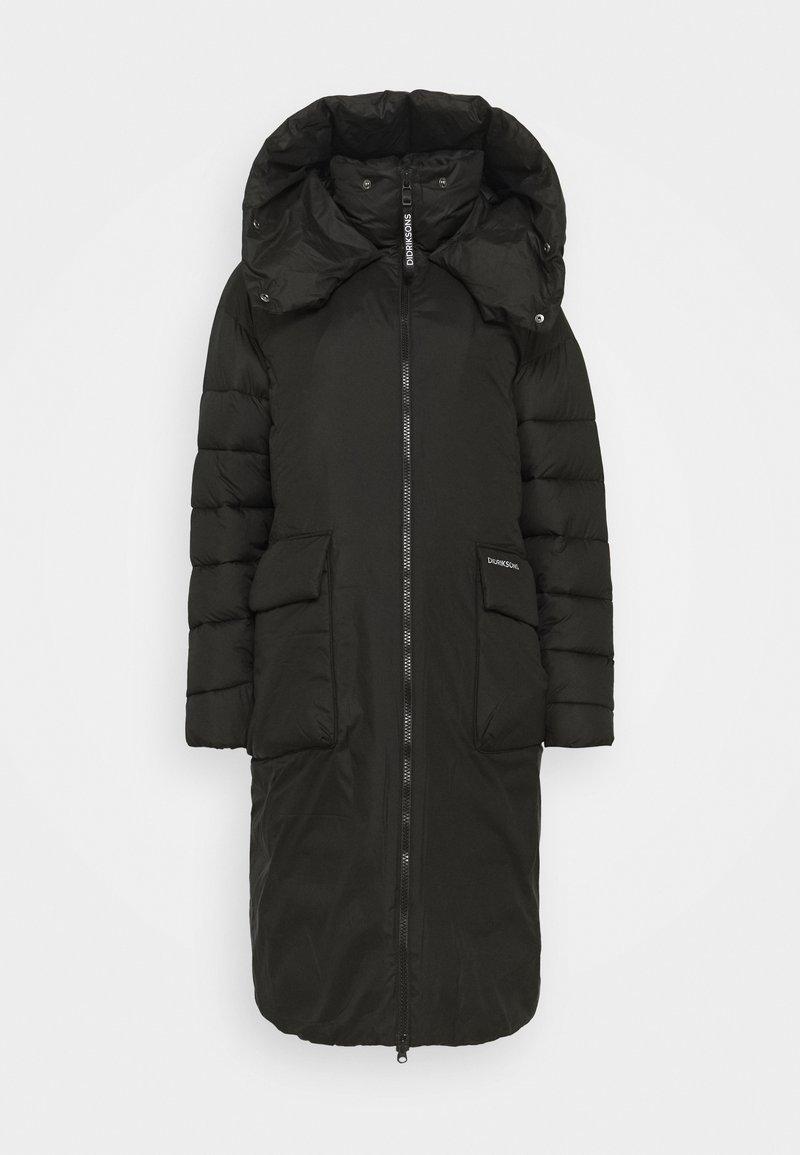 Didriksons - MELINA COAT - Winter coat - black