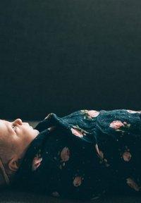 Little Unicorn - Muslin blanket - midnightrose - 4