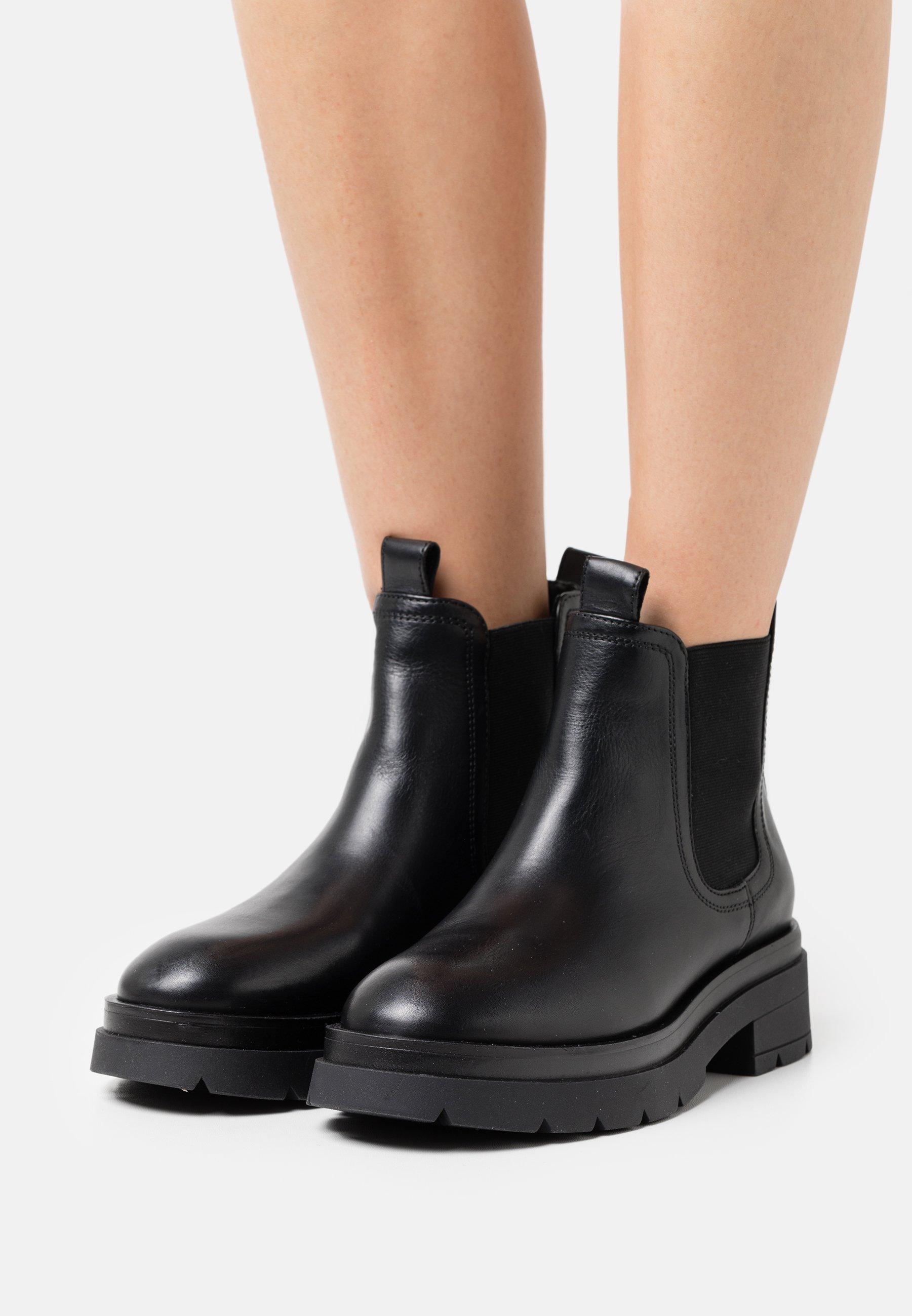 Women FILIPPA  - Platform ankle boots