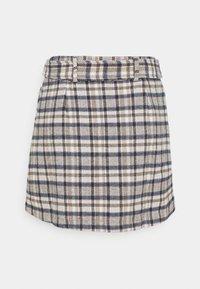 Fashion Union - KENE SKIRT - Mini skirt -  light brown - 1