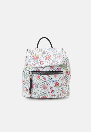BACKPACK VALENTINE M - Ryggsekk - white