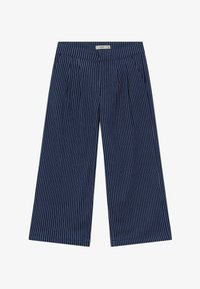 Name it - NKFATURLI CULOTTE - Straight leg jeans - dark blue denim - 2