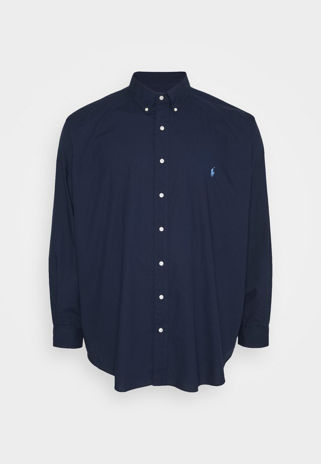 NATURAL - Camisa - newport navy