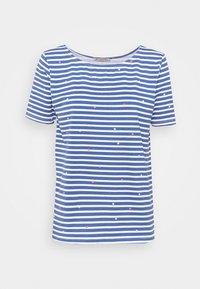Anna Field - T-shirts med print - blue - 3