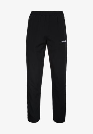 AUTHENTIC CHARGE  - Tracksuit bottoms - black