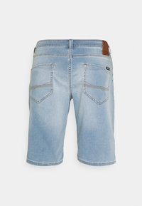 Cars Jeans - SEATLE - Shorts di jeans - bleach used - 6